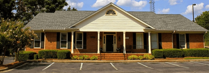 Chiropractic North Augusta SC Office Building